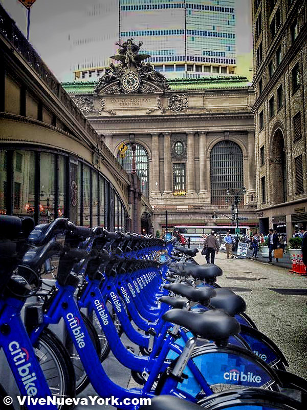 ViveNuevaYork - CitiBike